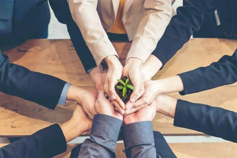 all hands on deck - teamwork