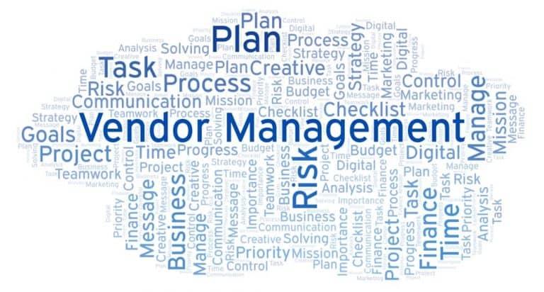 Vendor Management Word Blurb