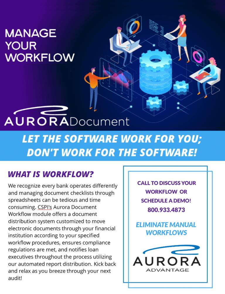 Workflow Document Management